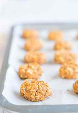 Small Of Sweet Potato Cookies