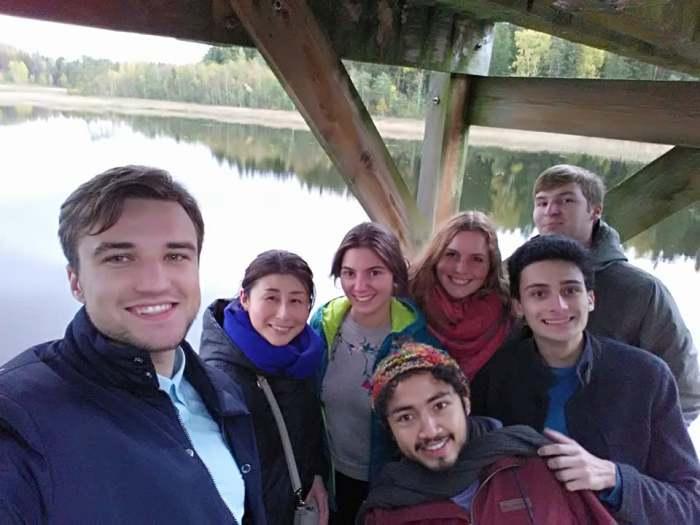 Одногрупники в Університеті Тарту