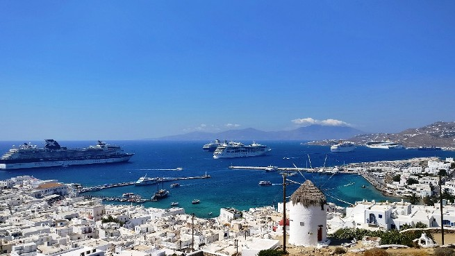 Best time to visit Mykonos island    Mykonos Traveller Best time to visit Mykonos island