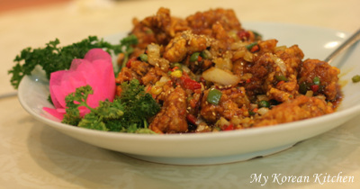 YongGung Restaurant- Garlic Chicken