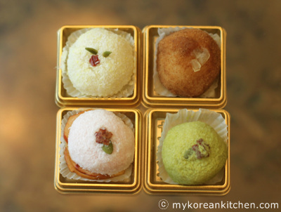 Ddeok (Korean Rice Cake) Cafe - Jilsiru 6
