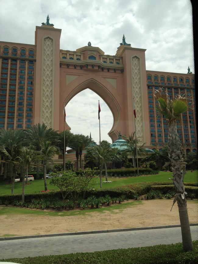 Atlantis Hotel, άλλο ένα ξενοδοχείο σήμα-κατατεθέν του Dubai!