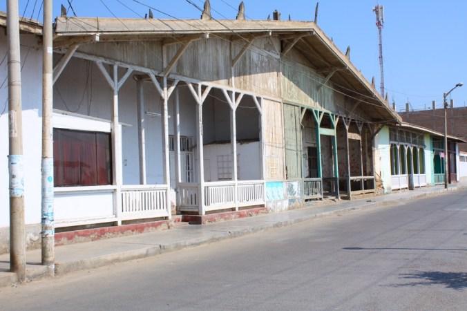 Ehemalige Häuser für die Sommerfrische, Puerto Chicama