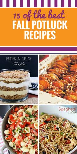 Great Fall Potluck Recipes Fall Potluck Recipes My Life Kids Healthy Fall Recipes Slow Cooker Healthy Fall Recipes Food Network