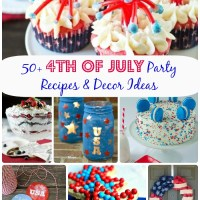 50 Fourth of July Party Food and Decor Ideas
