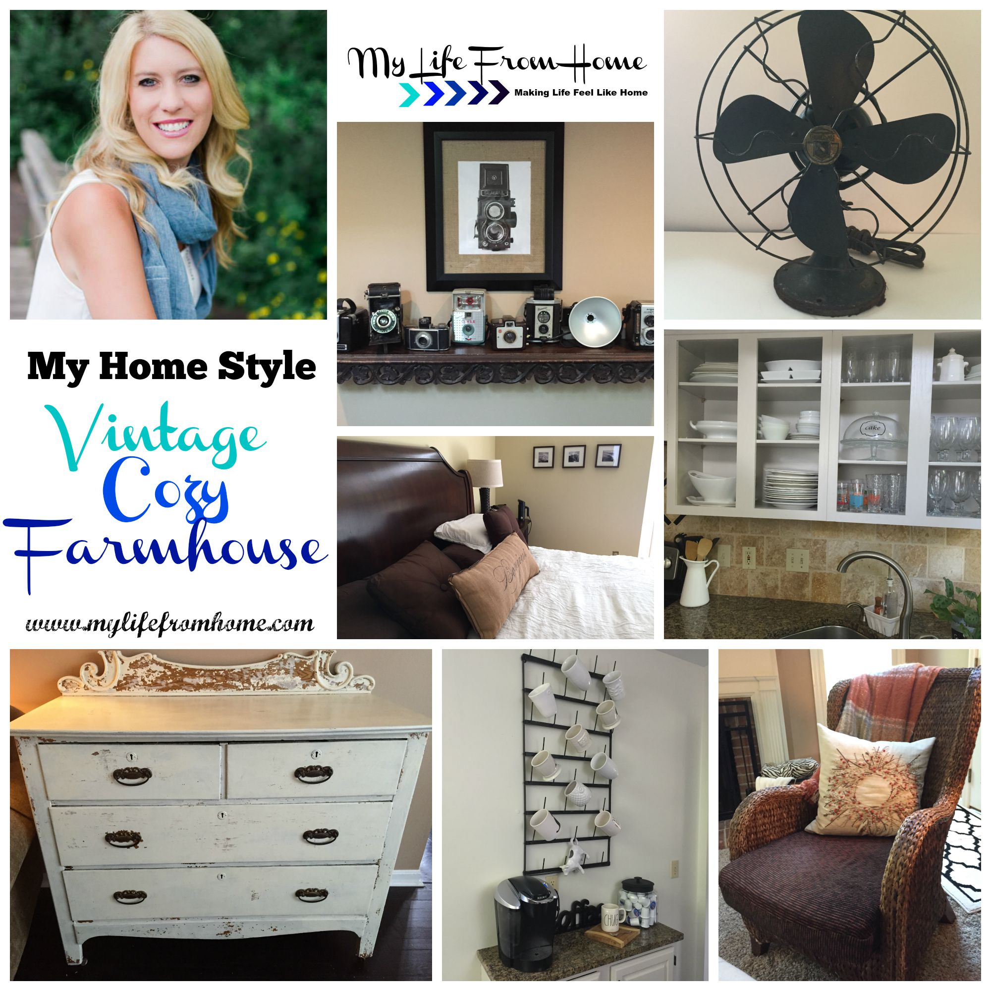 My Home Style by www.mylifefromhome.com