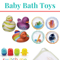 Gift Guide: Bath Theme Baby Gift Ideas