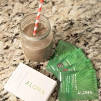 Aloha: Juicing in a Packet