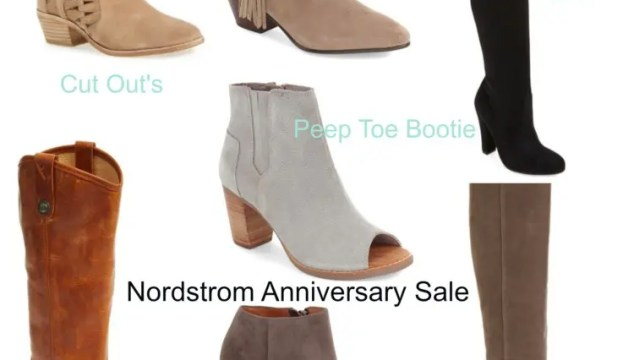 Nordstrom Anniversary Sale: Boots