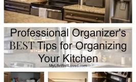 Kitchen Organization Overhaul + Kempt Organized Living Discount