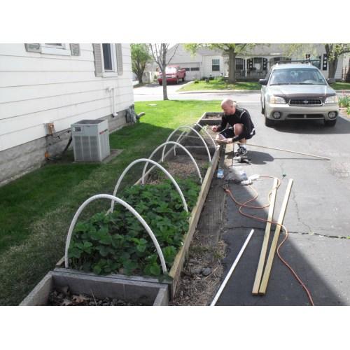 Medium Crop Of Pvc Pipe Gardening Projects
