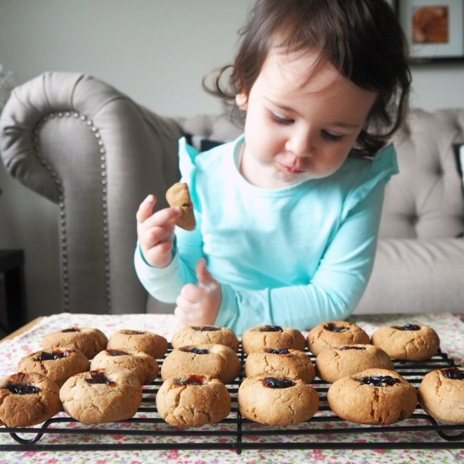 jam drop cookies
