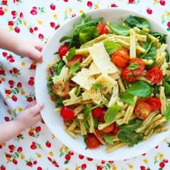 easy peasy pasta salad