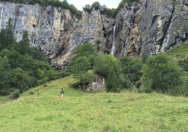 Hiking in Weisstannental!