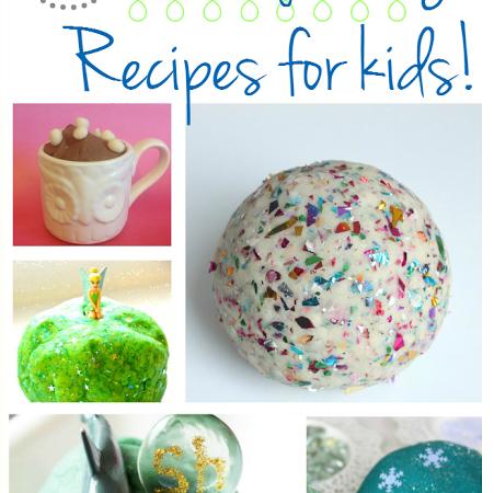 15+ Play Dough Recipes to Beat Winter Boredom!