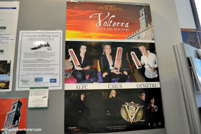 Volterra twilight