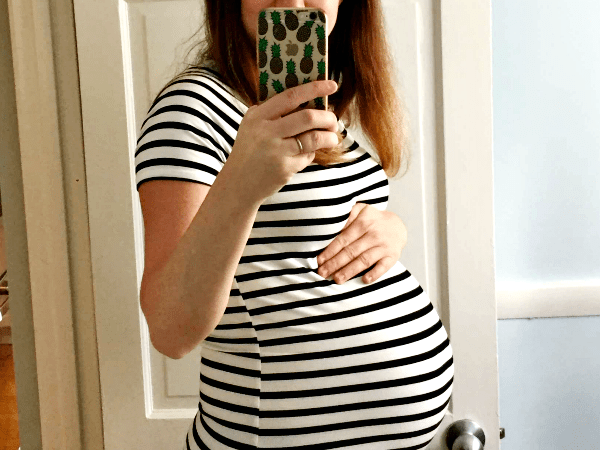 36 Weeks- Going into the Home Stretch!