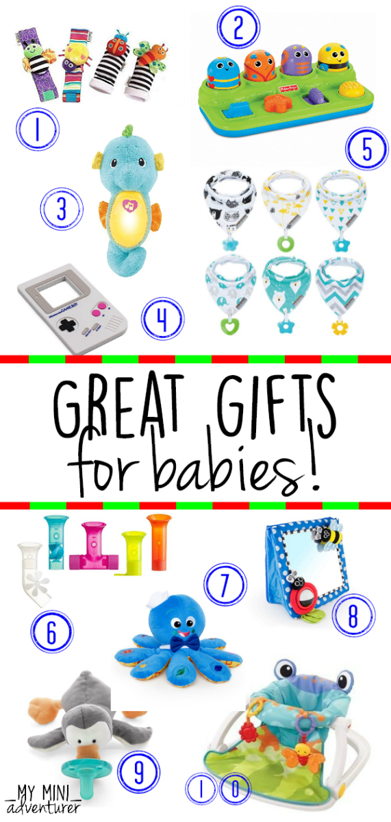 Great Gifts for Babies!