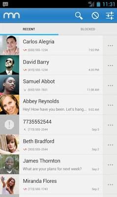 App to Block unwanted Calls