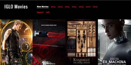 IgloMovies - watch free movies online