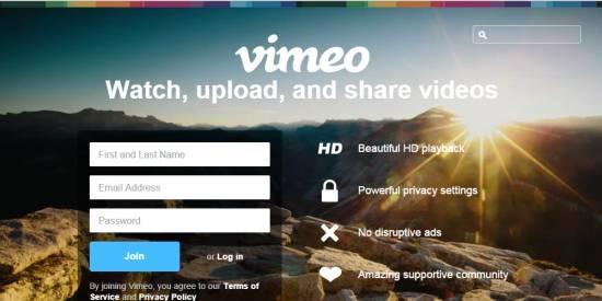 Vimeo -watch free movies online
