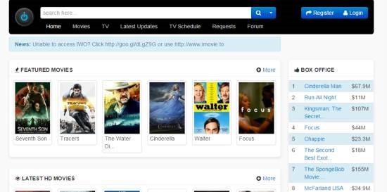 I Watch Online- watch free movies online