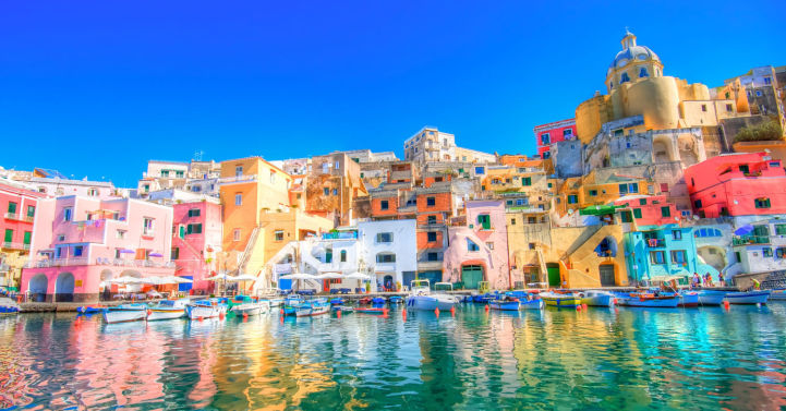30 Most Colorful Cities Around the World
