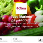 tops coupon on twittwe