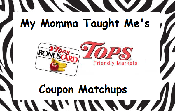 Tops Markets COUPON MATCHUPS image