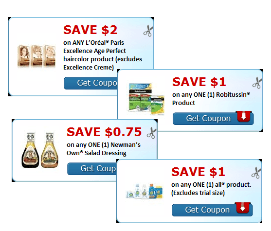 Loreal Excellence Coupons Printable Eating Out Deals In