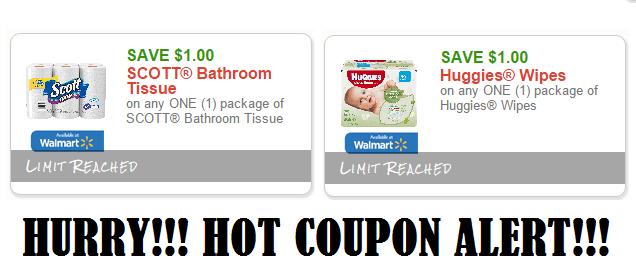 hot coupon alert