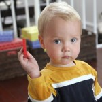 How Do I Stop My Toddler from Throwing Things?