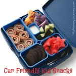 Food for Kids – Car Friendly Kid Snacks and Foods