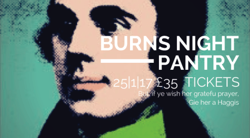 burns suppers in edinburgh