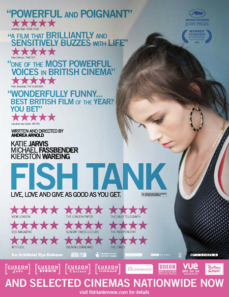Katie Jarvis as Mia in Fish Tank
