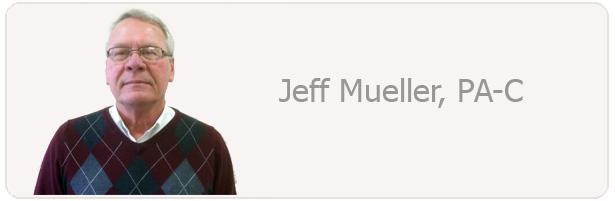 Jeff Mueller, PA-C