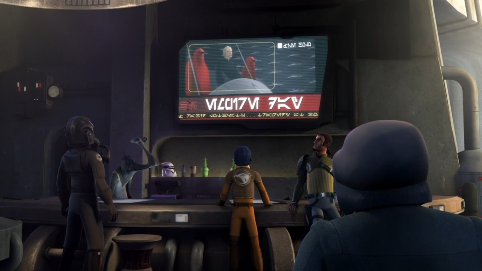 Star Wars Rebels Review Empire Day Mynock Manor