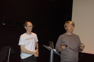 Video: Nokia N900 Q & A with Jussi Mäkinen and Maemo Community guys