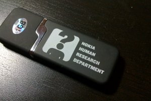 HD Videos: Nokia Human Research Department: Good things come in [slightly] smaller packages.