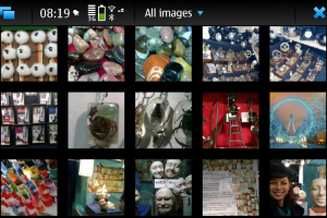 Video: Portrait  Gallery in the Nokia N900