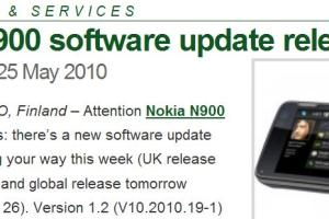 New Maemo 5 Firmware Update V10.2010.19-1 for Nokia N900 PR 1.2  available! (UK release today, Global release tomorrow!)