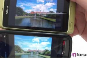 Pics: Nokia N8 AMOLED vs Samsung Galaxy S Super AMOLED