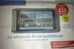 Nokia N8: So advanced its not available yet