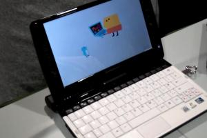Video: Installing MeeGo on the Lenovo IdeaPad S10-3t in less than 9 minutes