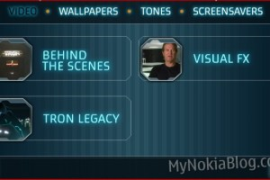 Video: Nokia N8 and TRON:Legacy Trivia Game Preview (available at Ovi Store!)
