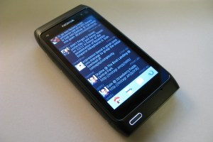 Maemo 5 TwimGo twitter client coming soon to Symbian^3 (Awaiting Ovi Store approval)