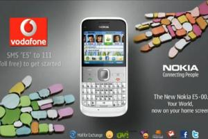 Video: Nokia E5-00 advert from Nokia India