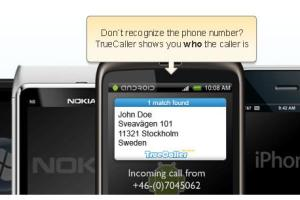 Cross Platform App, TrueCaller, Available for Symbian^3