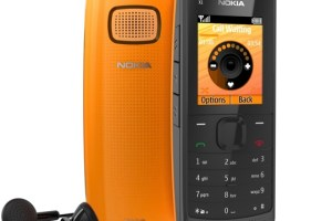 Nokia launches X1-00 music phone, packs a lot of punches!