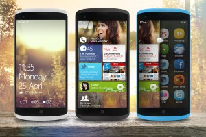 My Dream Nokia #27: The Nokia Windows Phone 7 concept design with Symbian Anna grid Icons